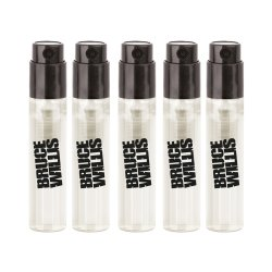 LR Bruce Willis Eau de Parfum 5x 2ml Probe