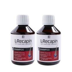 LR L-Recapin Shampoo 2 x 200ml
