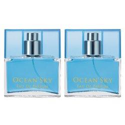 LR OCEAN SKY Eau de Parfum 2x 50ml