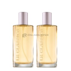 LR Classics For Woman Variante Hawaii Eau de Parfum 2x 50ml