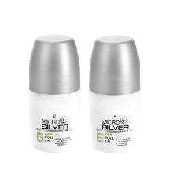 LR Microsilver Deo Roll-on 2x 50ml