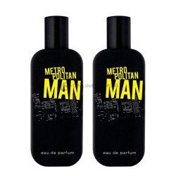 LR Metropolitan Man Eau de Parfum 2x 50ml