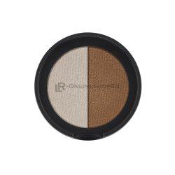 LR colours Eyeshadow Taupe n  Bronze Mineralien Lidschatten-Duo 2x1,25g