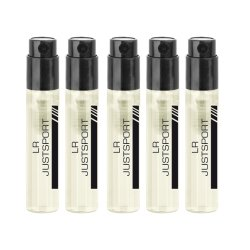 LR Just Sport Eau de Parfum 5x 2ml Probe