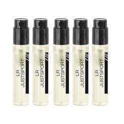 LR Just Sport Eau de Parfum 5x 2ml Probe