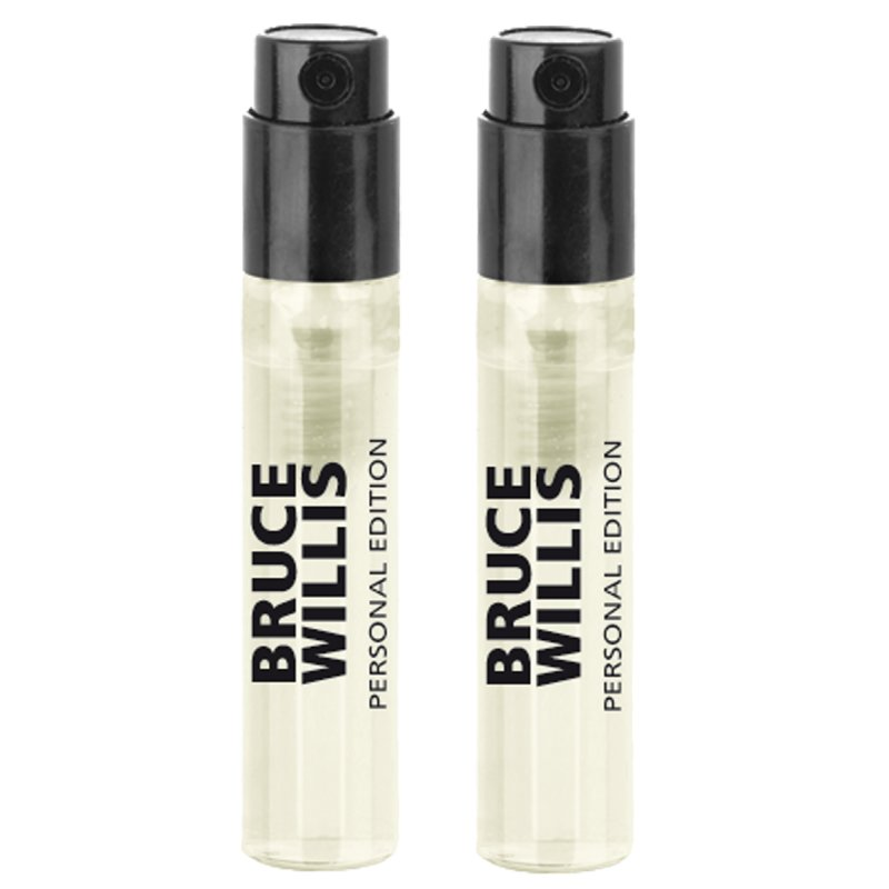LR Bruce Willis Personal Edition Eau de Parfum 2x 2ml Probe