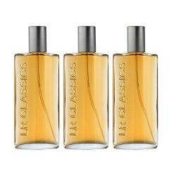 LR Classics For Man Variante Monaco Eau de Parfum 3x 50ml