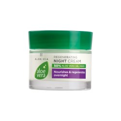 LR Aloe VIA Aloe Vera Regenerierende Nachtcreme Night Cream 50ml