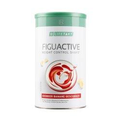 LR Lifetakt Figu Active Shake Erdbeer Banane Geschmack 450g