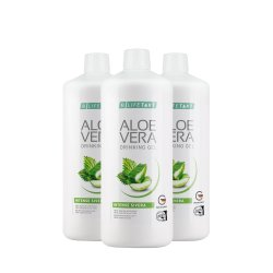LR Lifetakt Aloe Vera Drinking Gel Intense Sivera 3x 1000ml