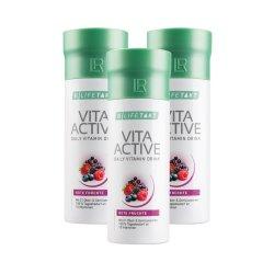 LR Lifetakt Vita Active Rote Früchte 3x 150ml