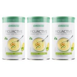 LR Lifetakt Figu Active Suppe Kartoffel-Auberge 3x 500g