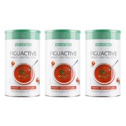 LR Lifetakt Figu Active Suppe Tomate-Mediterranée 3x 500g