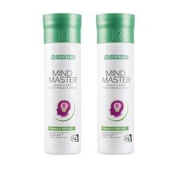 LR Lifetakt Mind Master Formula Green Brain & Body Performance Drink 2x 500ml