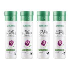 LR Lifetakt Mind Master Formula Green Brain & Body Performance Drink 4x 500ml