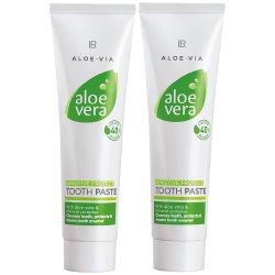 LR Aloe VIA Aloe Vera Sensitive Schützende Zahnpasta 2x 100ml
