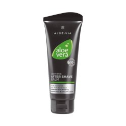LR Aloe VIA Aloe Vera Men Set Aloe Vera After Shave Balsam 100ml + Aloe Vera Anti Stress Creme 100ml