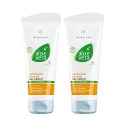 LR Aloe VIA Aloe Vera After Sun Gel Creme Gel Cream 2x 200ml