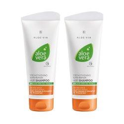 LR Aloe VIA Aloe Vera Nutri-Repair Haarshampoo 2x 200ml