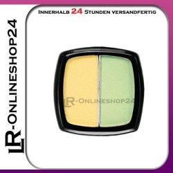 LR colours Eyeshadow Sunny - Green Mineralien Lidschatten-Duo 2x1g