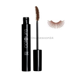 LR colours Volume & Curl Mascara Dark Brown 10ml
