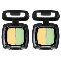 LR colours Eyeshadow Sunny - Green Mineralien Lidschatten-Duo