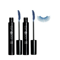 LR colours Volume & Curl Mascara Night Blue 2x 10ml